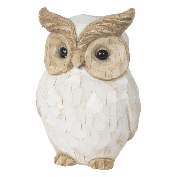 Everett Owl Decor