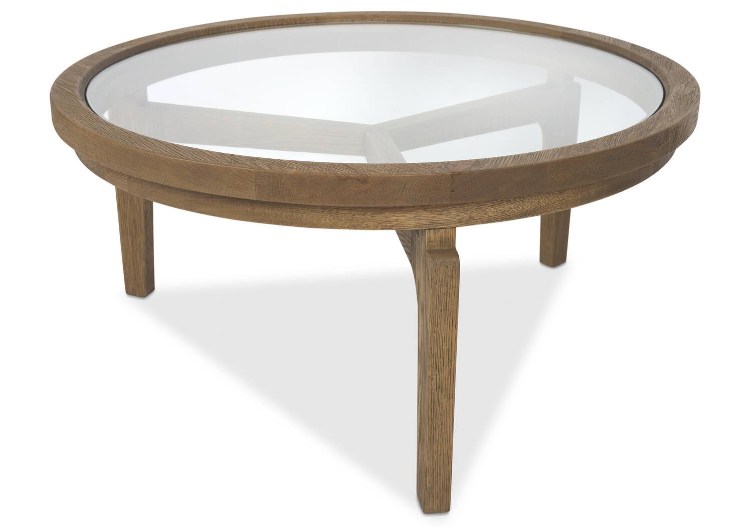 Wilson Coffee Table -Miro Barley