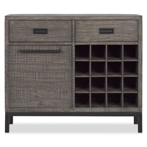Brody Wine Cabinet -Eerin Pine