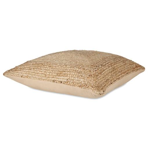 Delgado Jute Floor Cushion