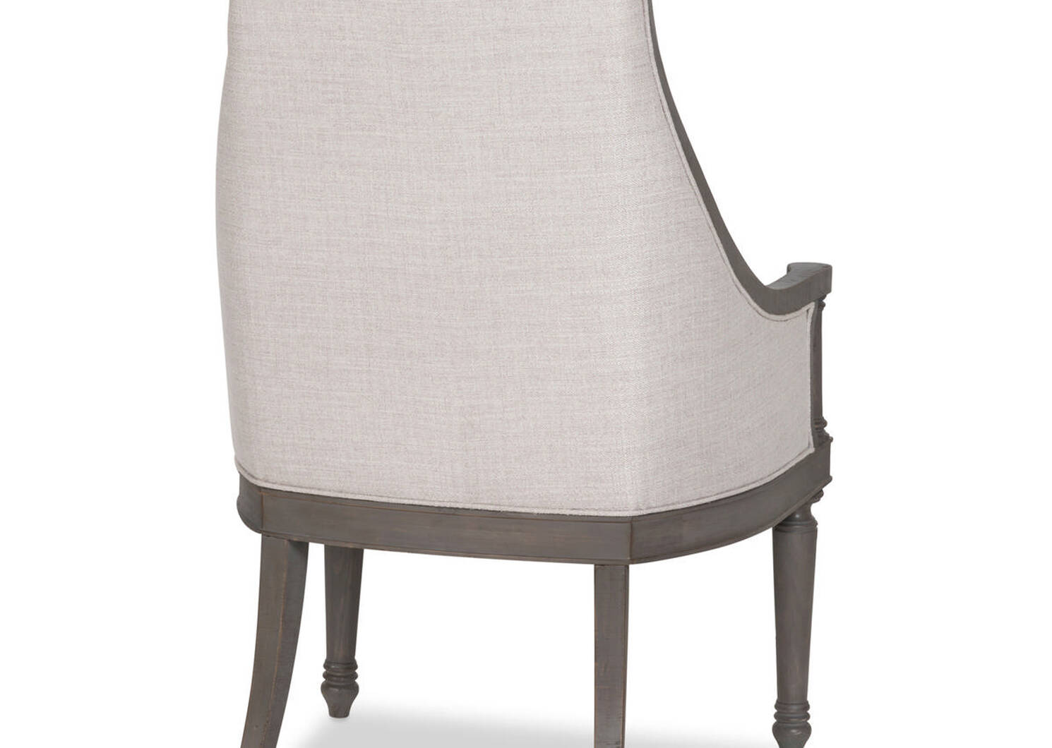 Churchill Host Chair -Pewter