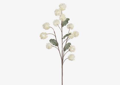 Eleanor Allium Branch Ivory