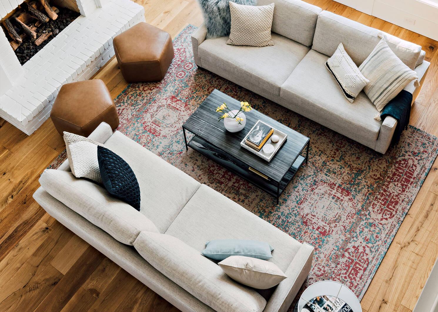 Liberty Custom Sofa