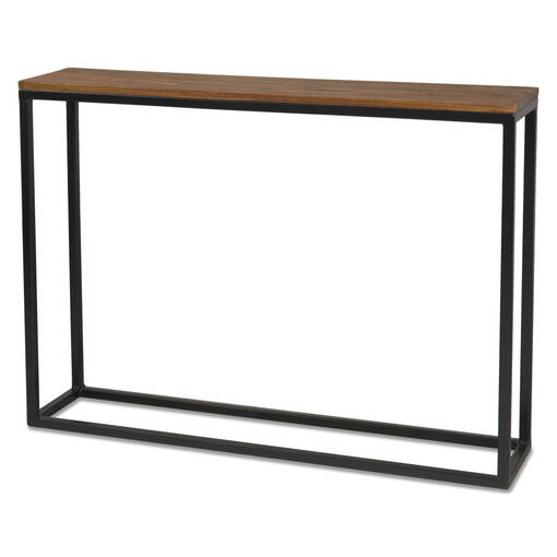 Crosby Narrow Console Table -Sheesham