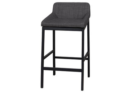 Vesper Counter Stool, 26, Charcoal