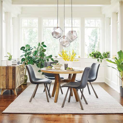 Claybourne Dining Chair -Scott Grey