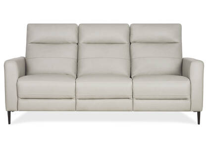 Pearson Leather Reclining Sofa -Ashby Do