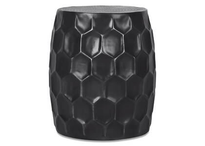 Quincy Side Table -Black