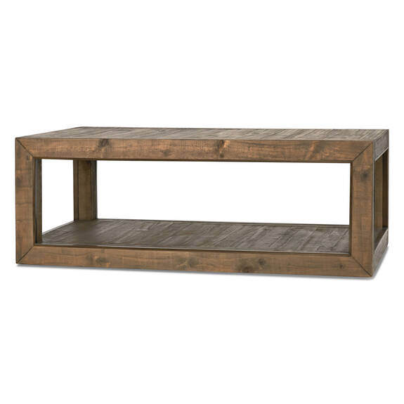 Mandalay Coffee Table -Dune Brown