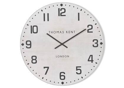 Dermott Wall Clock White