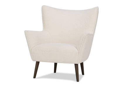 Fauteuil Dolly -Woolly naturel