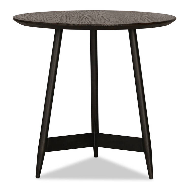 Gibson Bistro Table -Espresso Oak