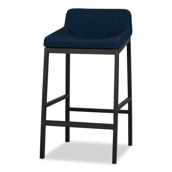 Vesper Counter Stool -Bond Blue