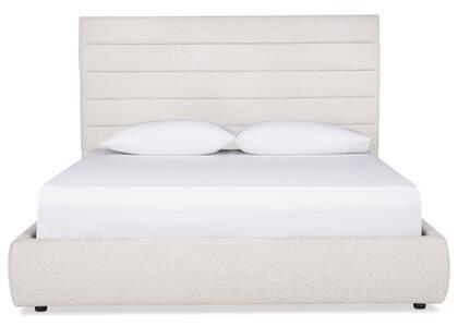 Impero Bed -Adele Ivory, QUEEN