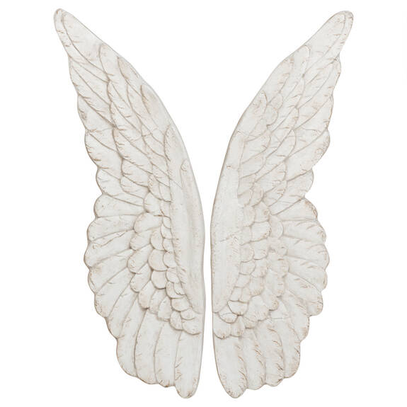 Angel Wings Set Antique White