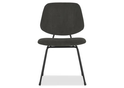 Josie Dining Chair -Fjord Charcoal