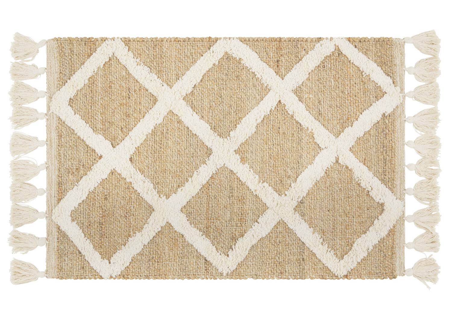 Passage Accent Rug - Ivory/Natural