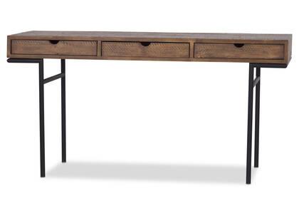 Jericho Desk -Malta Pine