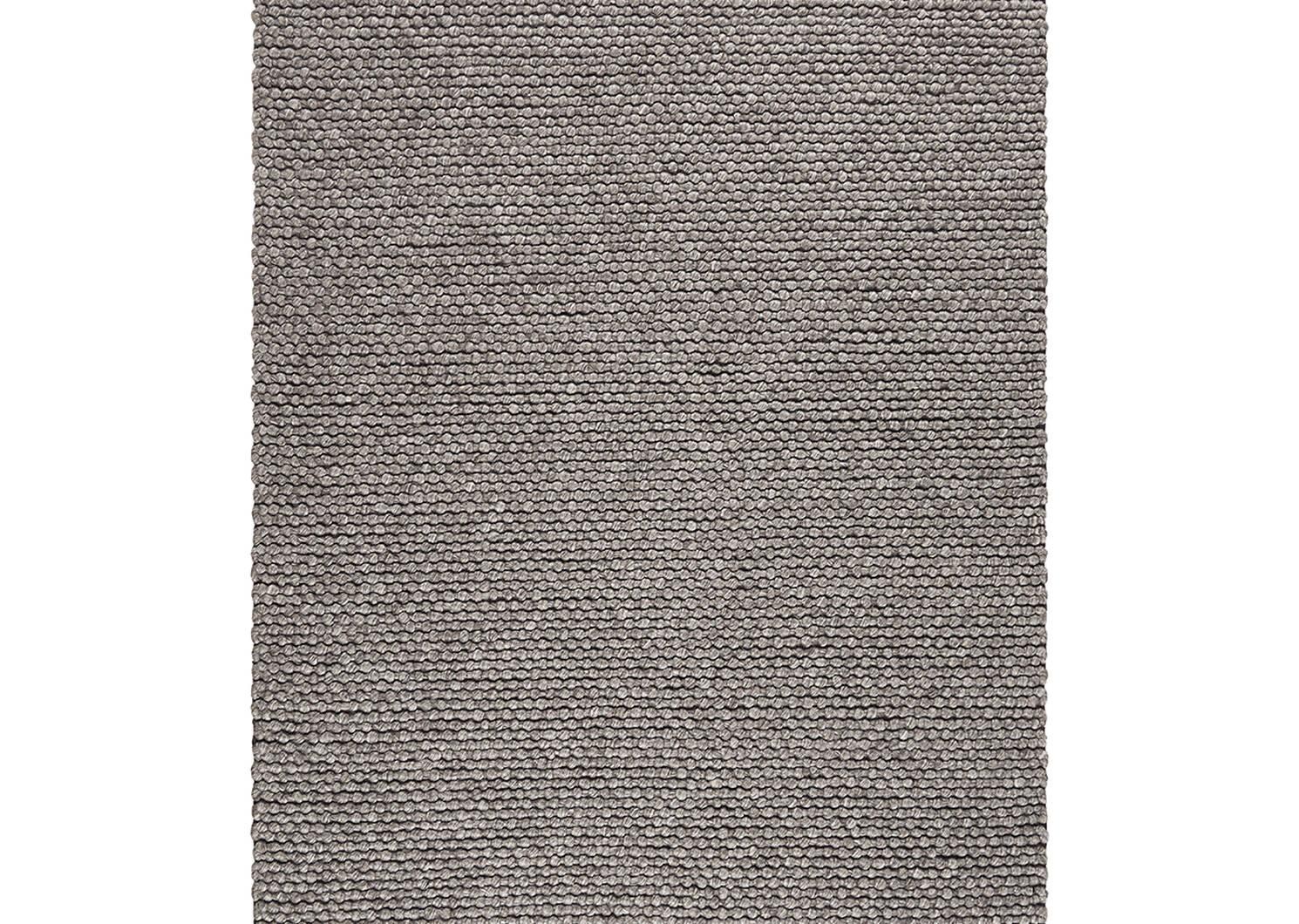 Victor Rug 96x120 Grey/Natural