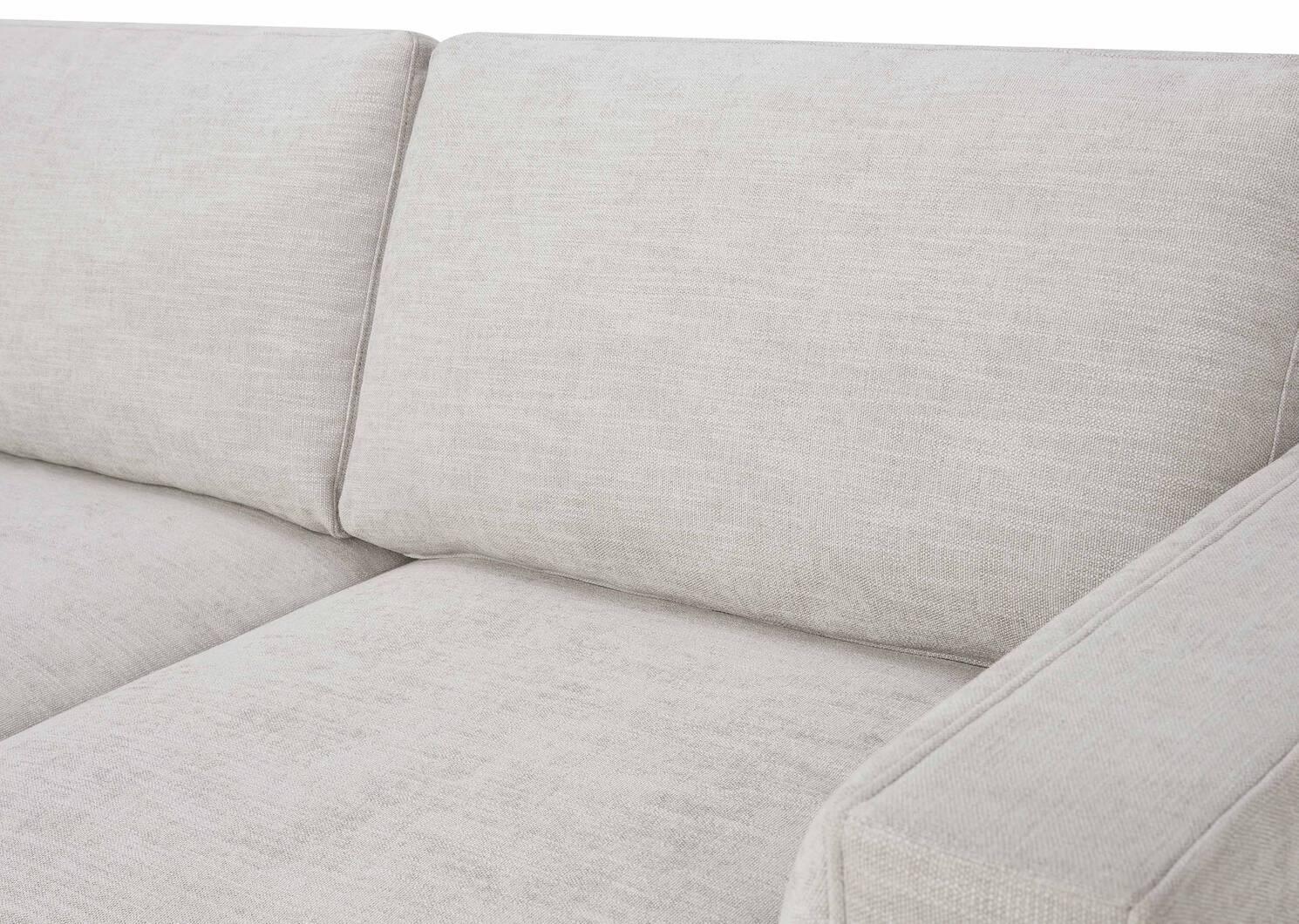 Canapé d'angle Sonoma -Marley colombe