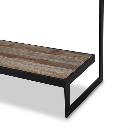 Table console Mitchell -Aspen chêne