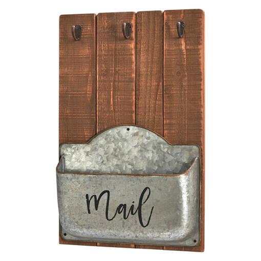 Birkett Mail Wall Organizer