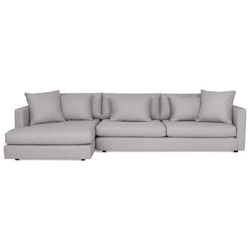 Canapé d'angle Berg personnalisé
