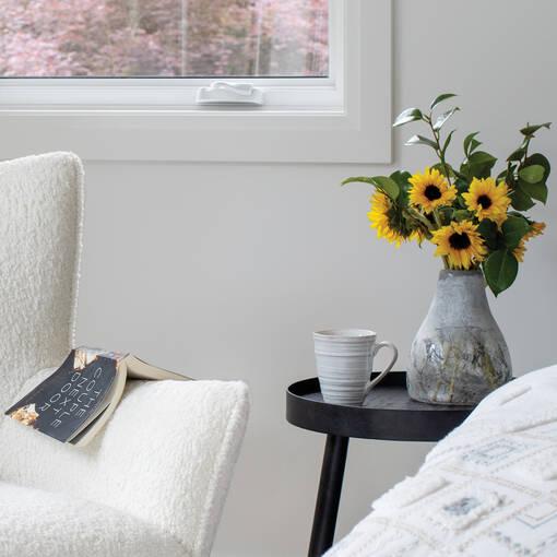 Vases Carena -noirs/blancs