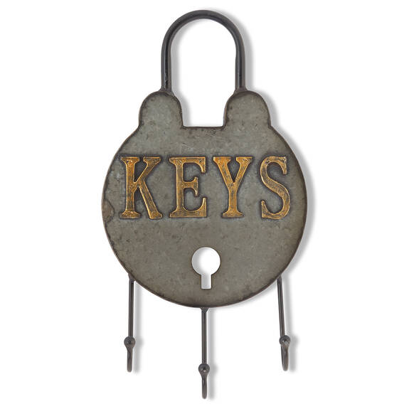 Edgar Keys Wall Hook