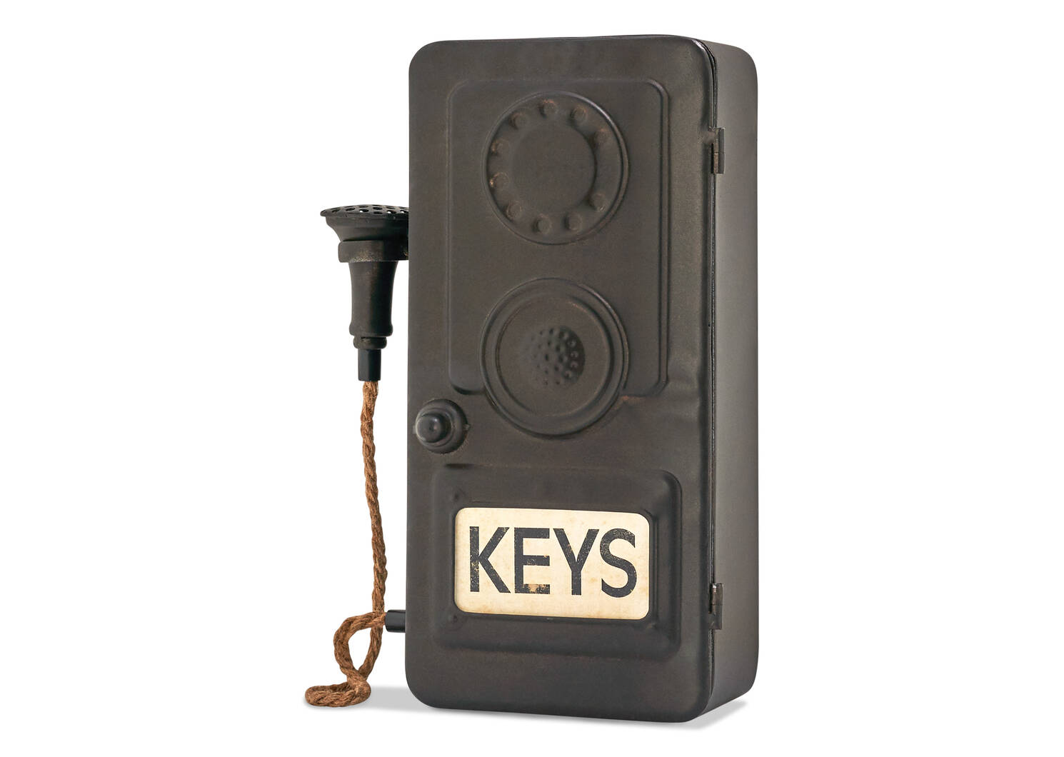 Nostalgic Phone Key Box