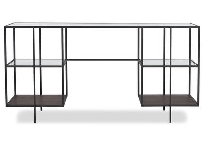 Sloan Desk -Nova Brown