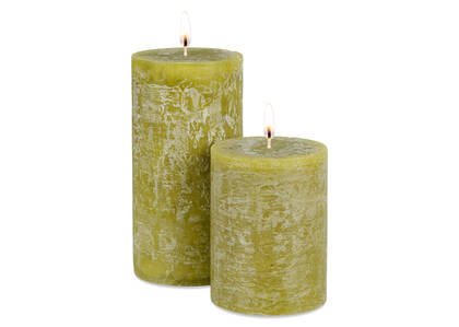 Raylan Candles - Moss