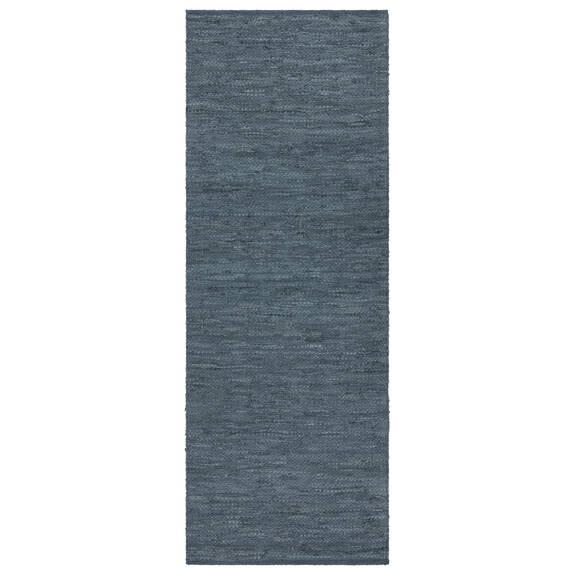 Tapis de couloir Patton 30x84 gris foncé