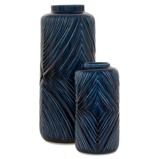 Grand vase Jayden Atlantique