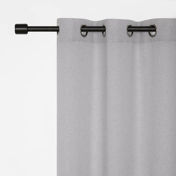 Lusian Sheer 96 Light Grey