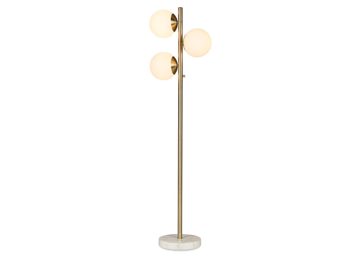 Lampe sur pied Olivier