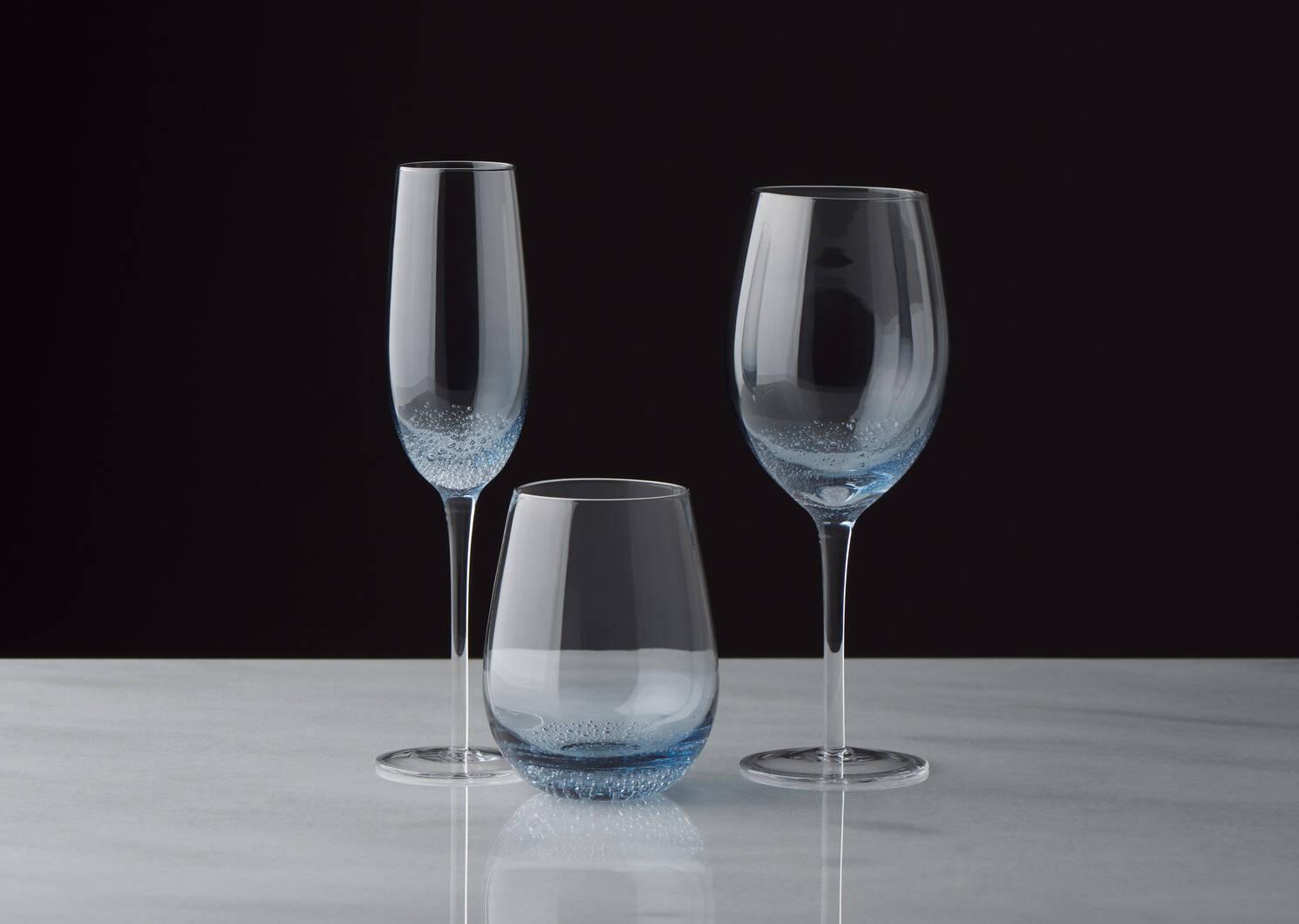 Joie Wine Glass Blue