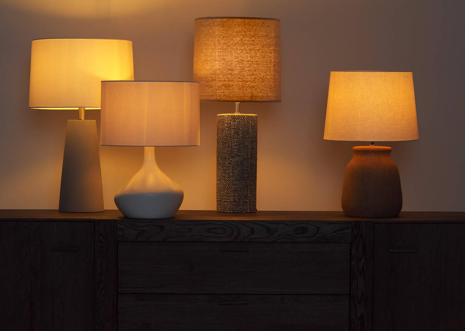 Enrique Table Lamp