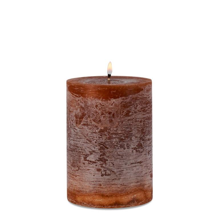 Raylan Candle 3x4 Umber