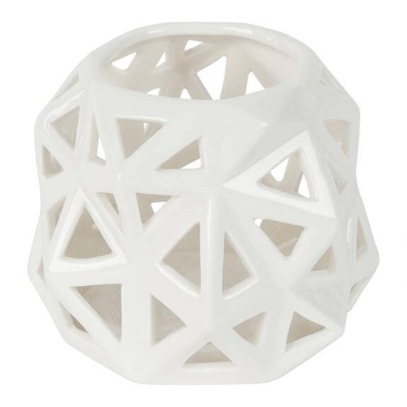 Anais Tealight Holder Small White