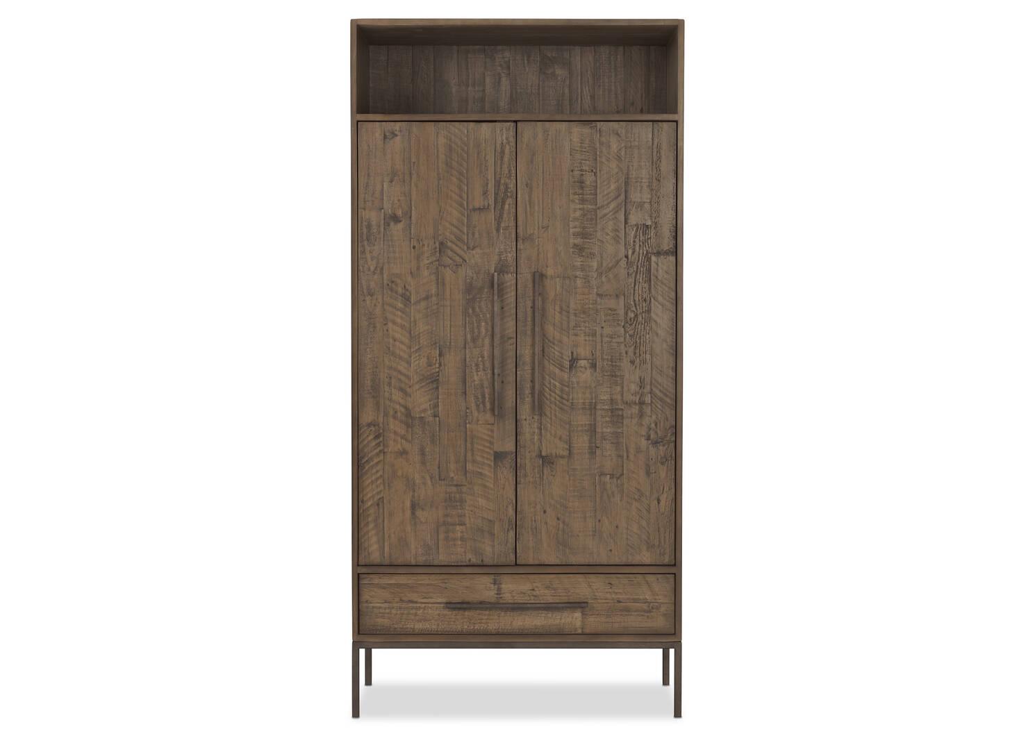 Sedona Tall Cabinet -Coco Pine