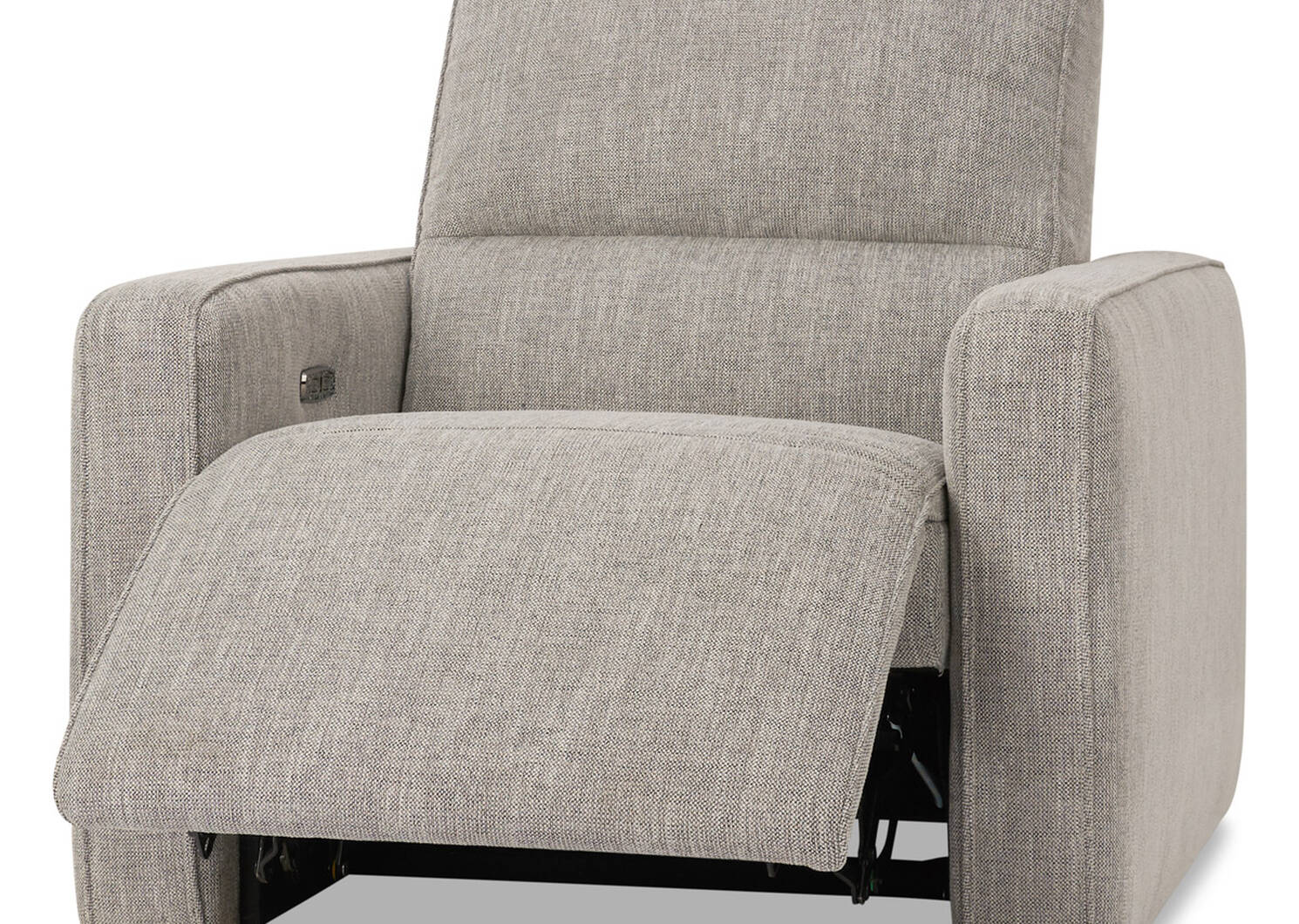 Fauteuil inclinable -Avery gris