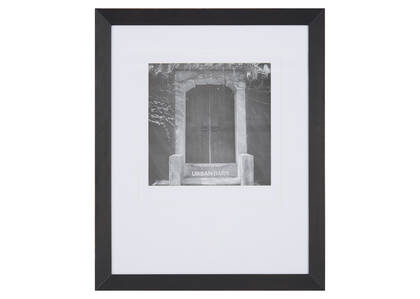 Elias Wall Frame 10x10 Black