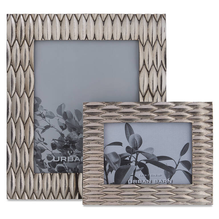 Clementine Frames -Silver