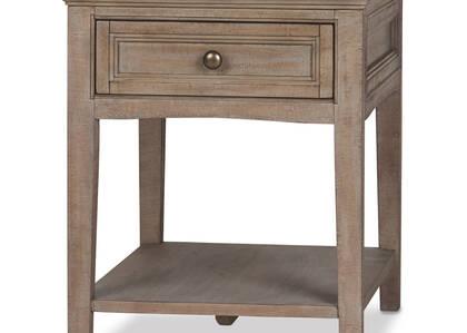 Table d'appoint Parker -Héron sable