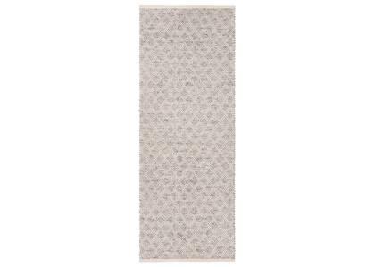 Tapis de couloir Liv 30x84 gris