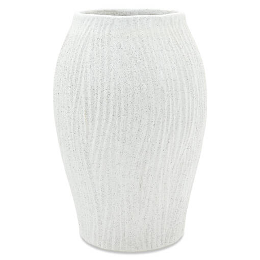 Gianna Vases -White