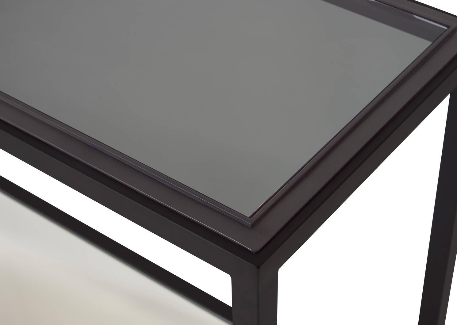 Richelieu Console Table -Smoke