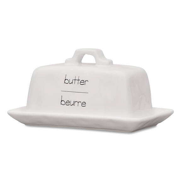 Demi Butter Dish