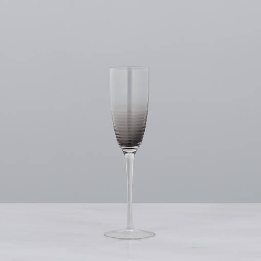 Midtown Glassware - Grey